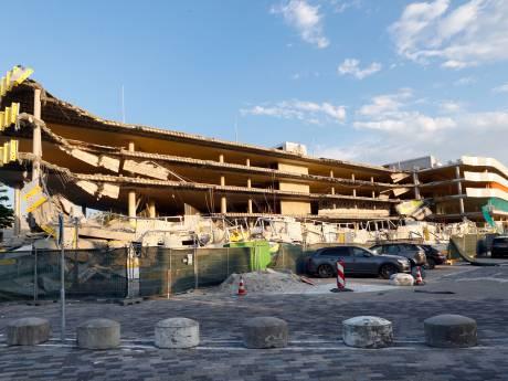 Minister: 'Fundering speelde geen rol bij instorting parkeergarage Eindhoven Airport'