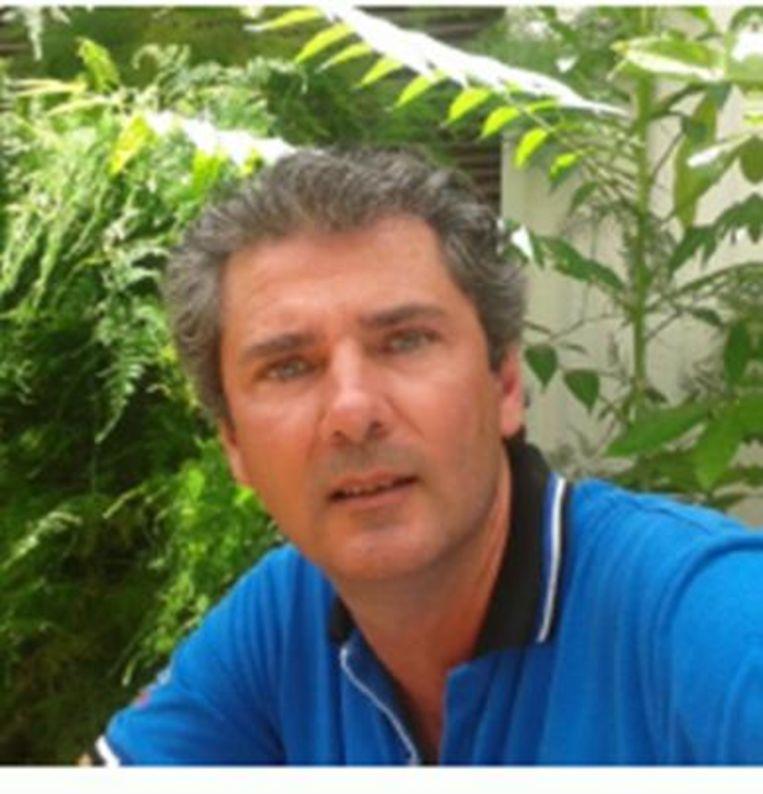 Onderzoeksrechter Joris Raskin.