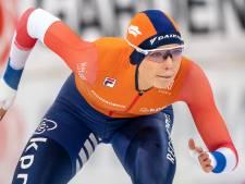 LIVE | Podium ver weg voor Nederlandse schaatssters op WK Sprint