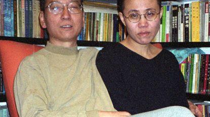Weduwe van Nobelprijswinnaar Liu Xiaobo op weg naar Duitsland