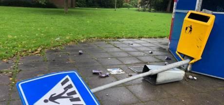 Sliedrechtse wethouder geïrriteerd door vernielingen: 'Schade van duizenden euro's'