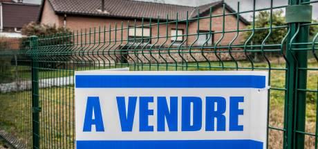 En un an, le prix moyen d'une maison a augmenté de 10.000 euros