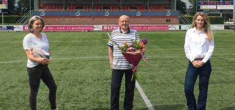 Supervrijwilliger en clubman Frans Krukkert 70 jaar lid van v.v. Hellendoorn