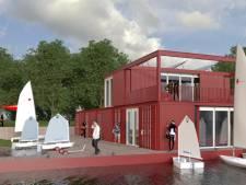 Tijd voor een volwaardig clubhuis voor Watersportvereniging Engelermeer