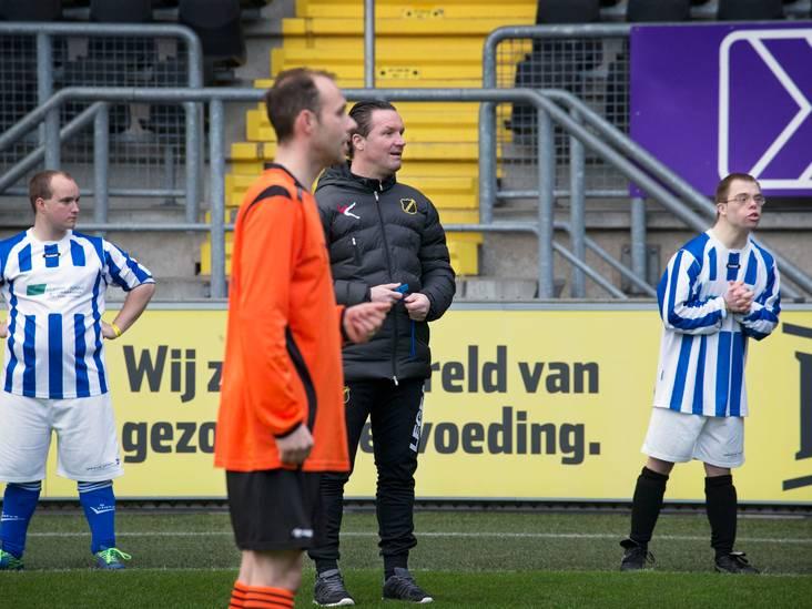 Hartje Breda: Plezier bij Rabo G-Dag bij NAC