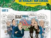 Humor in de politiek van Reimerswaal; de cartoons van Weststrate zijn een traditie