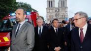 """Hele wereld reageert met afschuw: """"Frankrijk is geraakt in zijn hart, identiteit en geschiedenis"""""""
