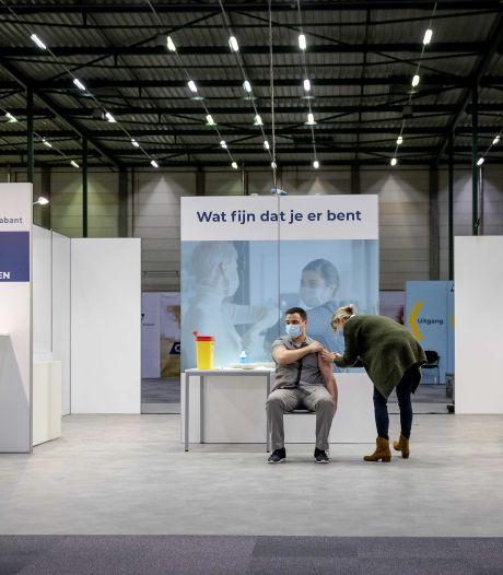 Bekijk hier de nieuwe vaccinatielocaties in Brabant