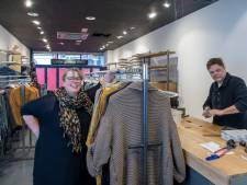 Nieuwe winkel tegen de trend van online shoppen in