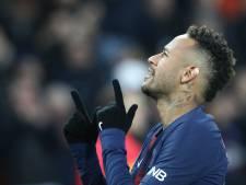 La justice brésilienne suspend le paiement d'une amende de Neymar au fisc