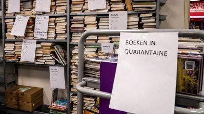 Bib opent voorzichtig de deuren: boeken halen op afspraak én met mondmasker