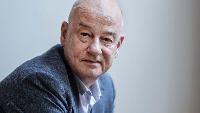 Ton van Brussel was 8 jaar directeur van De Rode Hoed Beeld Marc Driessen