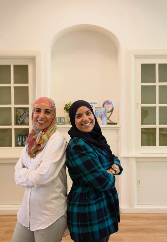 De Healthy Sisters, Najima en Rachida Kharbouch