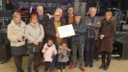 Cultuurpluim naar KWB, Christel Rits is Vrijwilliger van het jaar