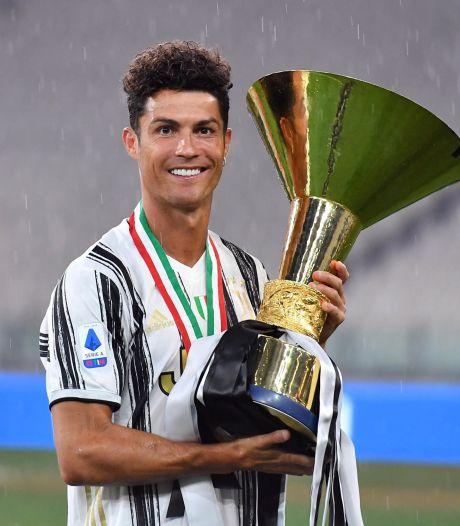 Bayern München en Cristiano Ronaldo kampioenen van de hervatting