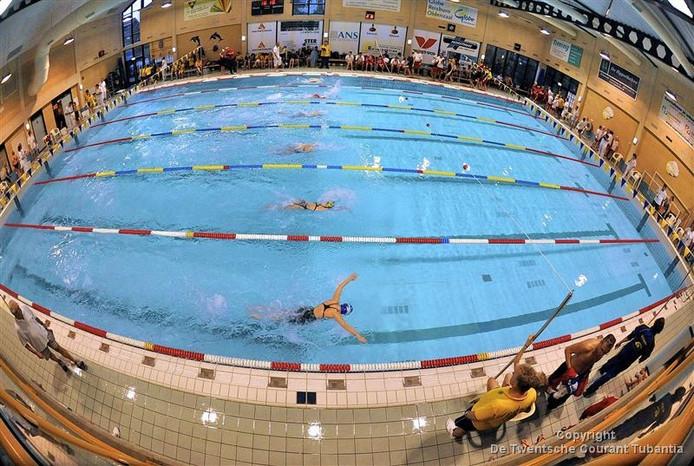 Voor de toekomst van Sportcluster Vondersweijde wil het college een reserve vormen van 5 ton.