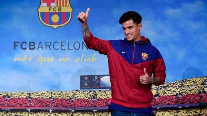 FT buitenland: Coutinho vandaag officieel voorgesteld in Camp Nou -  Trefzekere Vertonghen bekert voort met Tottenham - Messi evenaart record