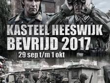 Bevrijding Kasteel Heeswijk wordt nagespeeld