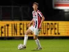 Willem II-debutant Rick Zuijderwijk: 'Hier heb ik negen jaar voor gewerkt'