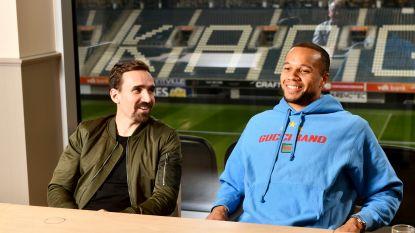 """Zes thema's voor de Gentse tandem Odjidja & Kums: """"Anderlecht niet in play-off I, anders mag Sven twee matchen niet spelen"""""""