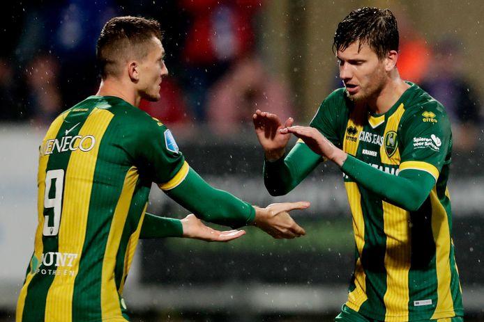 Tomas Necid viel zondag in de slotfase van het duel met SC Heerenveen in voor Michiel Kramer. Kramer krijgt momenteel de voorkeur in de spits bij ADO Den Haag.