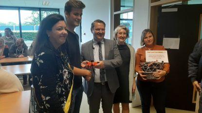 Hogeschool Vives verwelkomt 15.000ste student