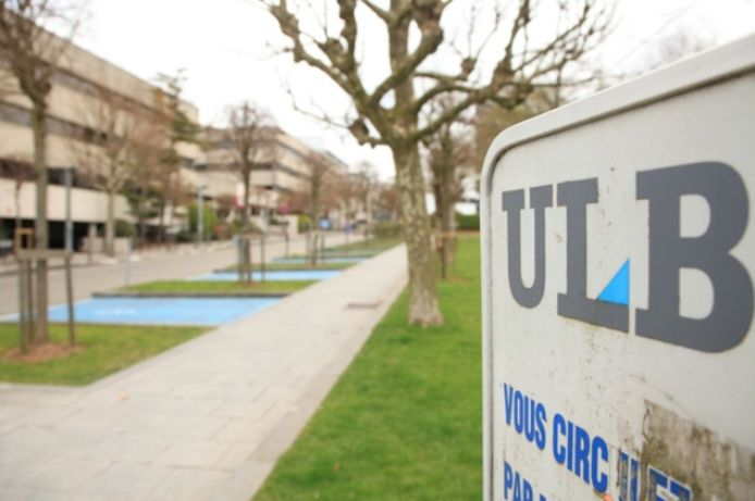 Le campus du Solbosch à l'ULB.