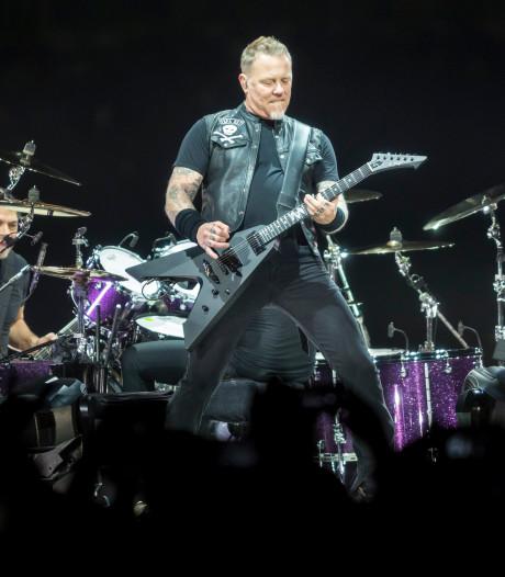 Amerikaans rockfenomeen Metallica speelt 11 juni 2019 in Amsterdam