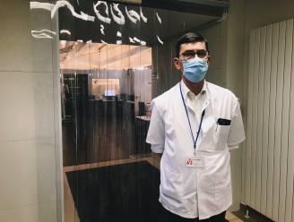 """""""Hoe langer we de mondmaskerplicht volhouden in Aalst, hoe beter"""", zegt ASZ-dokter Lieven Vergote"""
