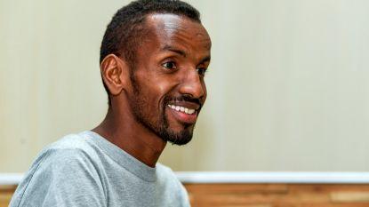 Bashir Abdi knap derde in Great North Run, zege voor Mo Farah