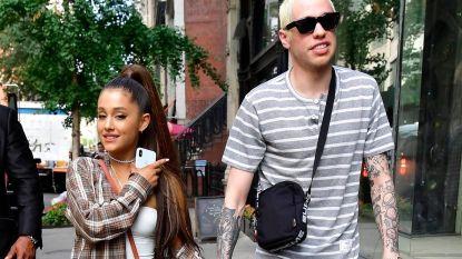 Ariana Grande en Pete Davidson verdelen hun inboedel: hij krijgt de ring, zij het varken