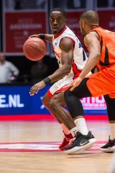 Grillige overwinning van New Heroes op Den Helder Suns