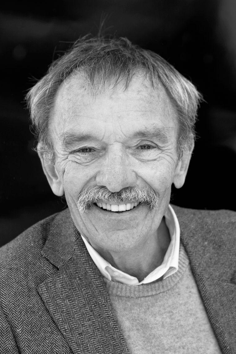 John Jansen van Galen. Journalist en publicist. Beeld ANP Kippa