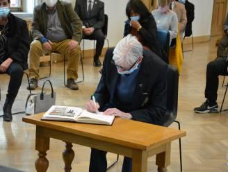 """Oorlogsveteraan George Sutherland is ereburger van Poperinge: """"Symbool van hoop"""""""