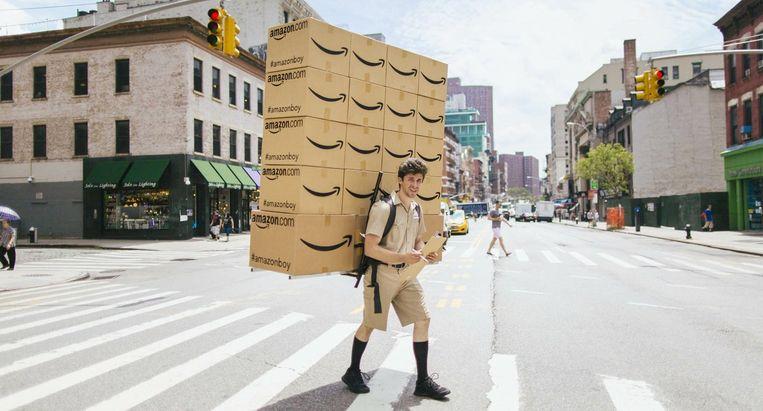 Vorig jaar verkocht Amazon op Prime Day ruim 100 miljoen producten.