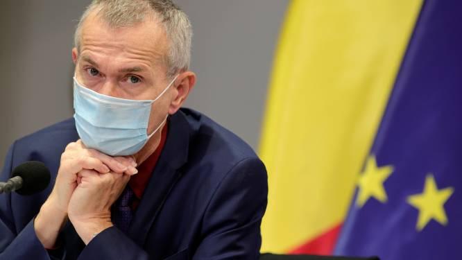"""MR fel voor coalitiepartner Vandenbroucke: """"Zijn gebrek aan respect voor de handelaars is onaanvaardbaar"""""""