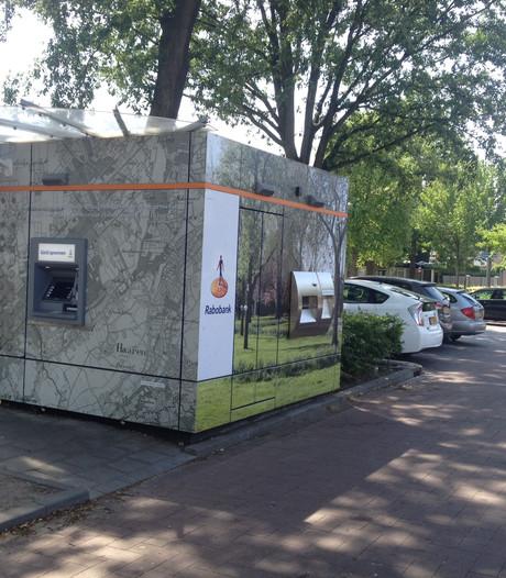 Pinautomaat in Helvoirt voortaan 's nachts buiten bedrijf uit vrees voor plofkraken
