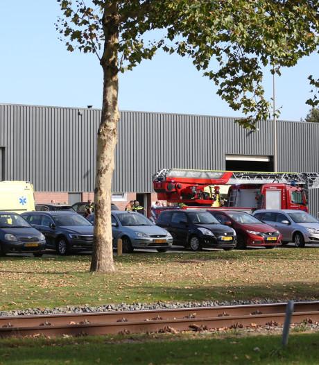 Bedrijfsongeval Almelo: 2 monteurs uit Hengelo geraakt door steekvlam