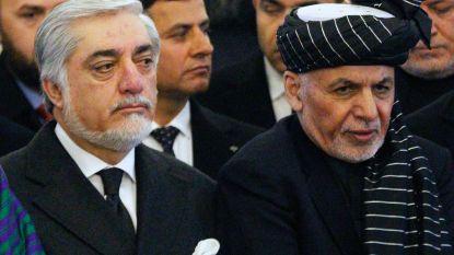 Akkoord maakt einde aan politieke machtsstrijd tussen Afghaanse premier en rivaal