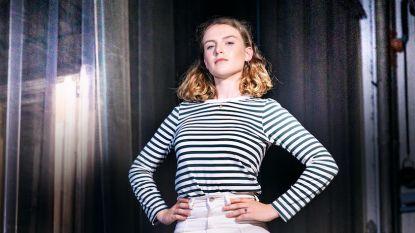18-jarige Gloria volgt Charlotte Leysen op als Ketnet-wrapper