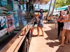 Nieuw foodtruckfestival in de Tilburgse koepelhal: 'Vanwege corona werken we met 250 krukjes'