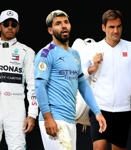 Dit zijn de opvallendste sporters in deze coronacrisis