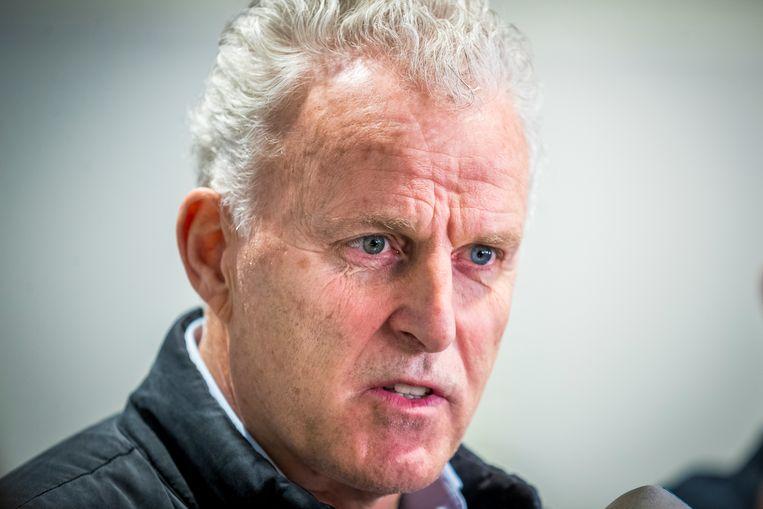 Misdaadverslaggever Peter R. de Vries. Beeld ANP