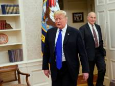Weer wissel in ploeg van Trump: minister stopt ermee
