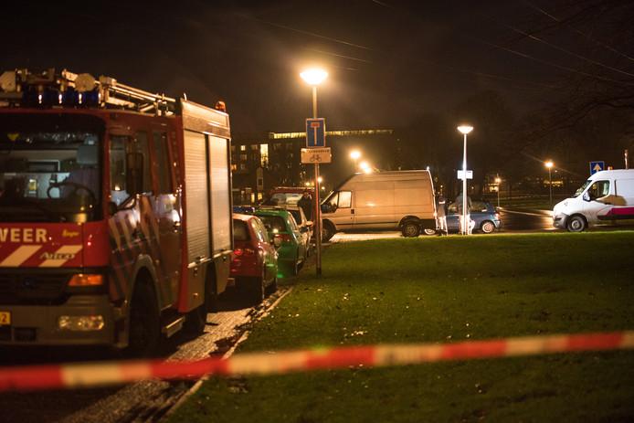 In het Groningse Hoogezand zijn negentig woningen ontruimd vanwege een gaslek.