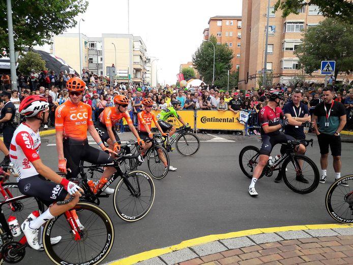 Terwijl de blikvangers Utrecht, Den Bosch en Breda ronkend en wel de routes van de Vuelta 2020 presenteerden heeft Ron Looy er al anderhalf jaar voorwerk opzitten.