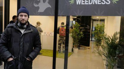 Burgemeester Bart Somers laat pas geopende cannabisshop in Mechelse binnenstad verzegelen