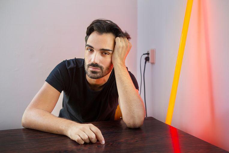 Bogomir Doringer: 'De non-verbale communicatie van dansen zorgt dat je close kunt worden met iemand buiten je comfortzone.' Beeld Pauline Niks