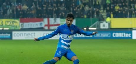 TOP Oss haalt met Koorman (21) speler met ervaring in de eredivisie binnen