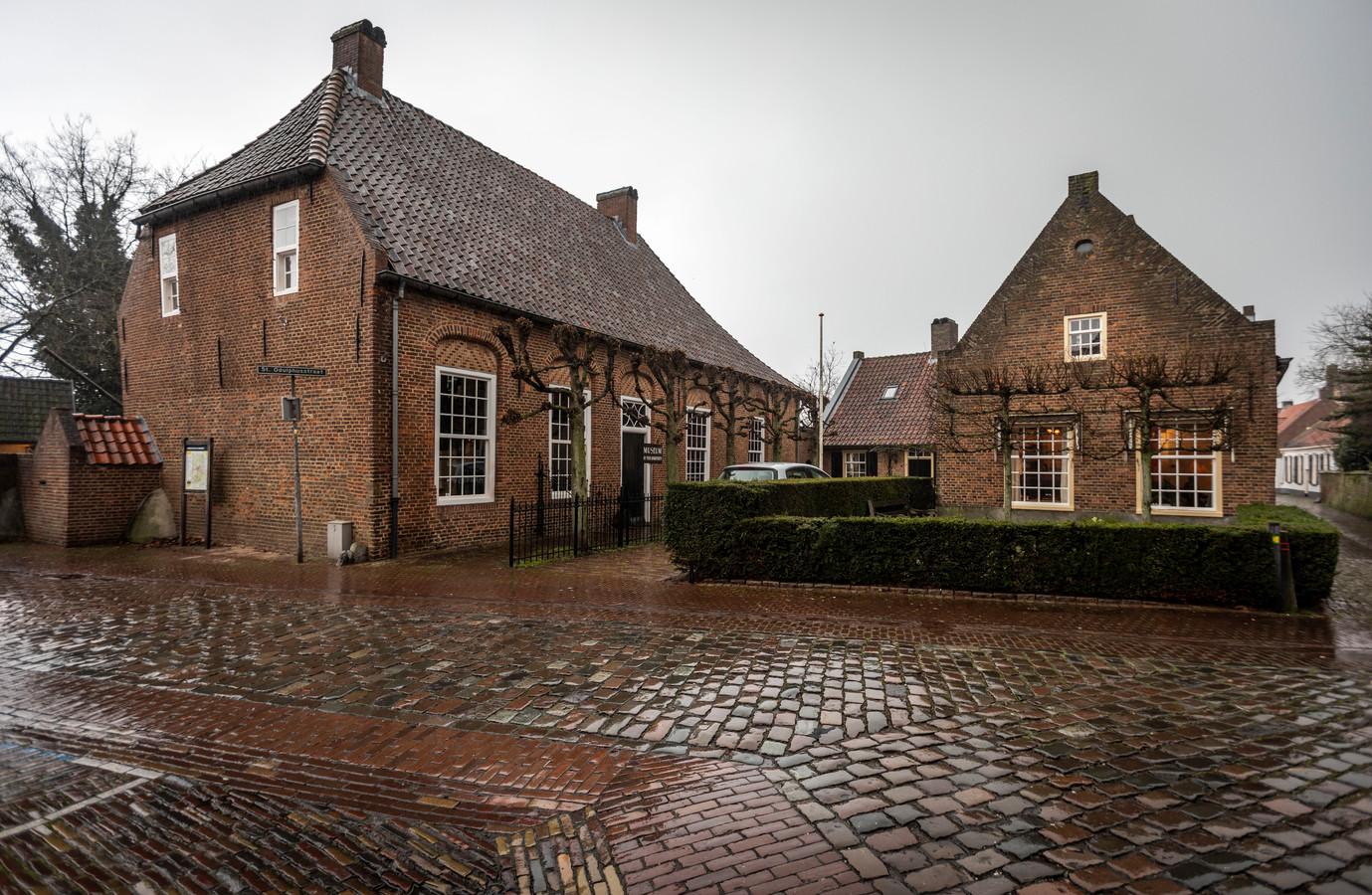 Museum De Vier Quartieren in Oirschot.